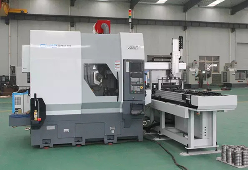 GHO-200-gear-hobbing-machine-from-Korea