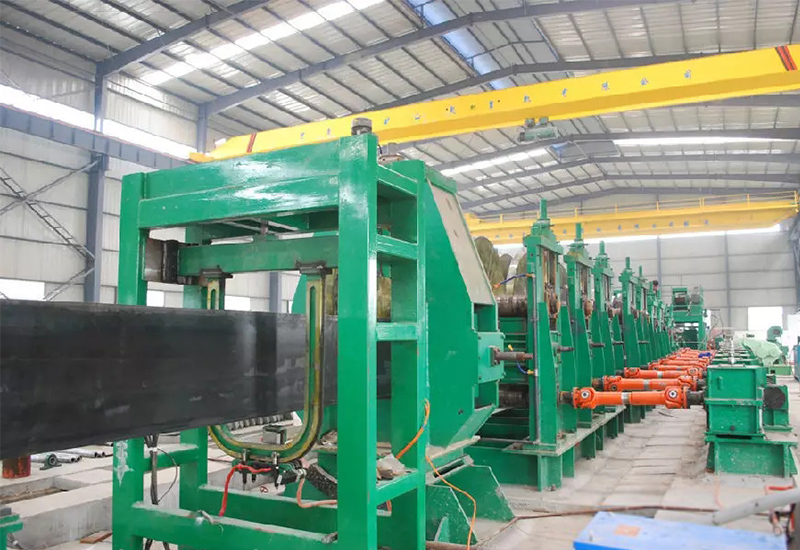 The-girder-jointless-automatic-molding-production-line