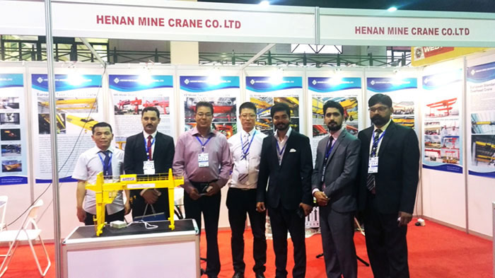 Henan Mine | Welcome To Visit Us At Con- Expo Bangladesh Oct 25-27th