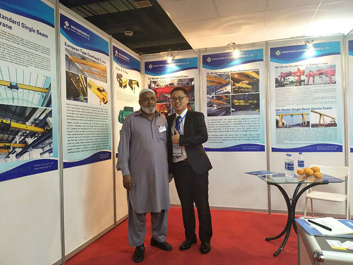 2019 International Trade & Industry Fair (ITIF) is ongoing in Pakistan