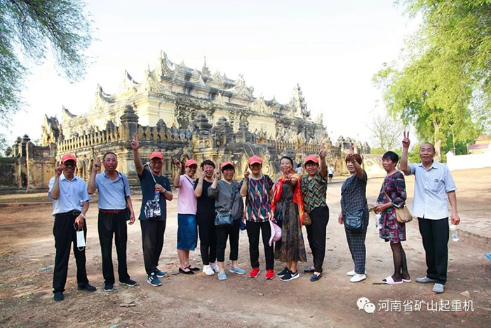 Henan Mine 8th Xiaoxiao Culture Thanksgiving Tourism Festival – Return