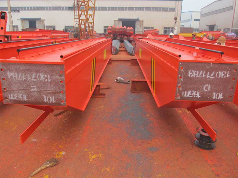20 Ton Double Beam Overhead Crane with Q345 Steel Plate