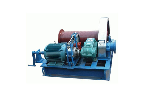 Hand Control Free Rolling Winch