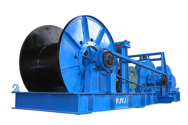 JMM Series Friction Mine Winch