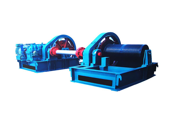 Dam Gate Electric Winch