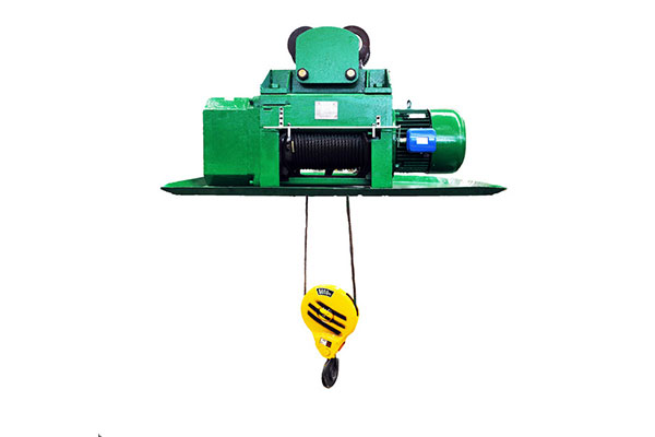 Metallurgy Electric Wire Rope Hoist