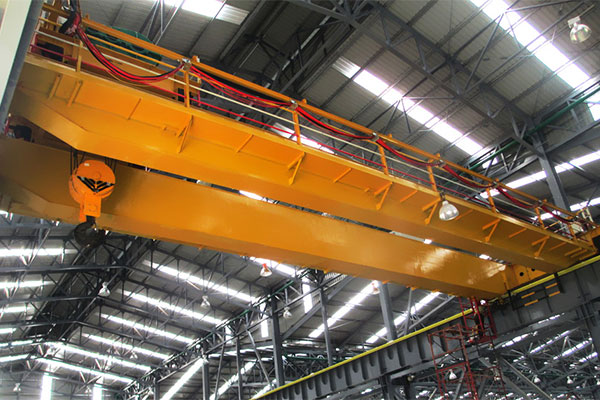 Double Girder OverheadCrane with Winch Trolley