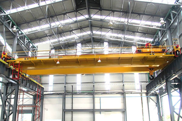 Double Girder Overhead Crane with Winch Trolley